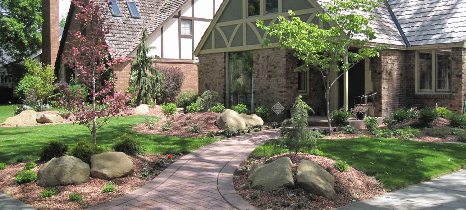 Boise landscaping idaho landscape company maintenance for Landscape design boise